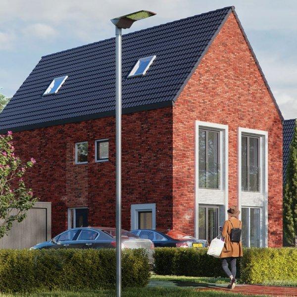 Woningtype Family XL vrijstaand in het project Meerstad | Tersluis Vlek 17 | Parkvilla 's te Meerstad