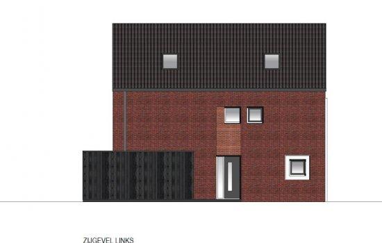 Woningtype Family XL duo in het project Meerstad | Tersluis Vlek 17 | Parkvilla 's te Meerstad