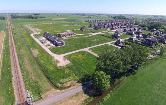 Woningtype Stolp | vrijstaand in het project Ter Laan IV | 7 Gelijkvloers+ woningen te Bedum