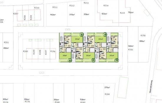 Woningtype Patiovilla in het project Groote Veen | patiovilla's te Eelde