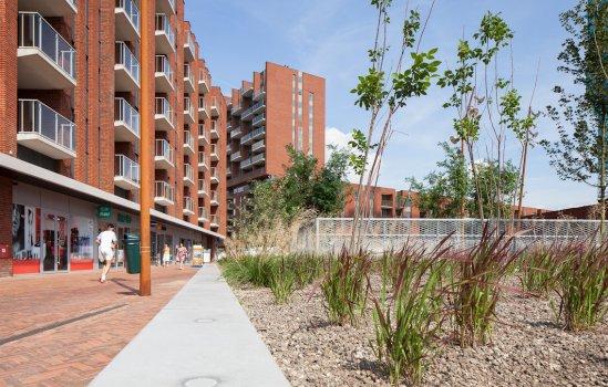 Woningtype 4-kamer appartementen in het project Eindhoven - Meerzichtappartementen te Eindhoven