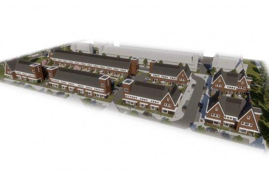 Woningtype Hoekwoningen type D | Berckelbosch in het project Berckelbosch deelplan 6A te Eindhoven