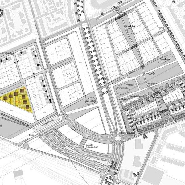 Nieuwbouwproject Goudplevier in Groningen