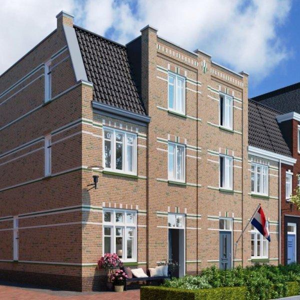 Woningtype Vondel in het project Aarkadekwartier te Alphen aan den Rijn