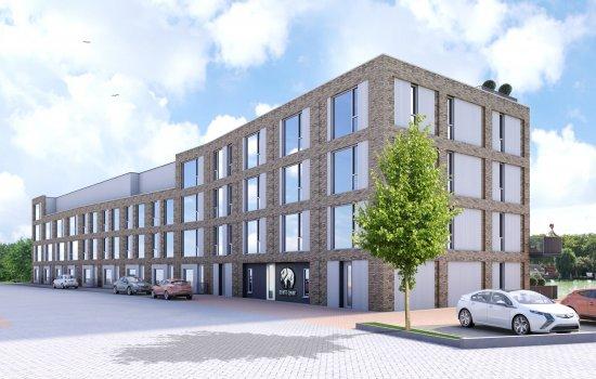 Woningtype Appartementen in het project De Witte Olifant te Zaandam