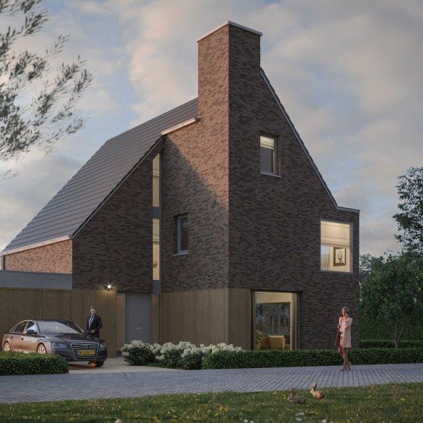 Woningtype Koning in het project Kasteeltuinen Geldrop te Geldrop