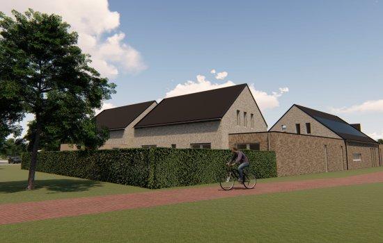 Woningtype Graaf in het project Kasteeltuinen Geldrop te Geldrop