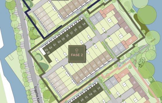 Woningtype Engelse Park - Tuinwoning 5.4 in het project Engelse Park te Groningen