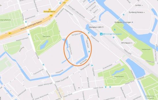 Woningtype Engelse Park - Tuinwoning 6.0 in het project Engelse Park te Groningen