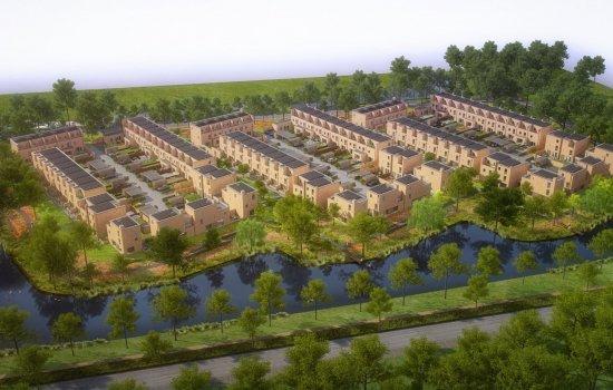 Woningtype Engelse Park - Parkvilla (Vrijstaand) in het project Engelse Park te Groningen