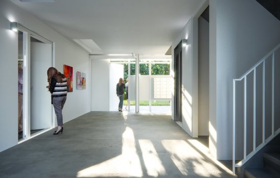 Woningtype Tussenwoning in het project BLOCK030 te Utrecht