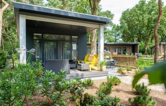 Woningtype Belties Bospark - type Beltieshoeve in het project Vakantiepark De Kleine Belties te Hardenberg