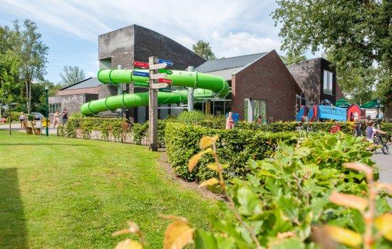 Woningtype Belties Bospark - type Heemserstee in het project Vakantiepark De Kleine Belties te Hardenberg