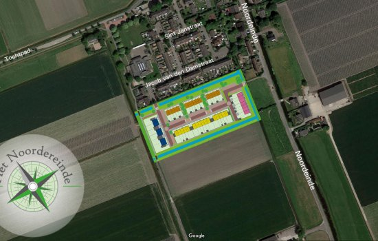 Woningtype Vink in het project Het Noordereinde - Zevenhoven te Zevenhoven