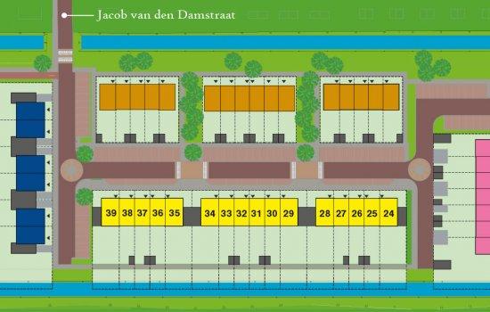 Woningtype Goudhaan in het project Het Noordereinde - Zevenhoven te Zevenhoven