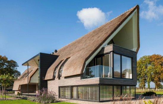 Woningtype 't Vaneker in het project Bouwkavels 't Vaneker te Enschede