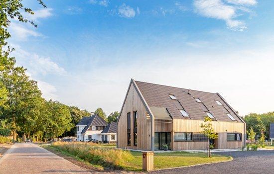 Woningtype kavels Landhuizen in het project Bouwkavels 't Vaneker te Enschede