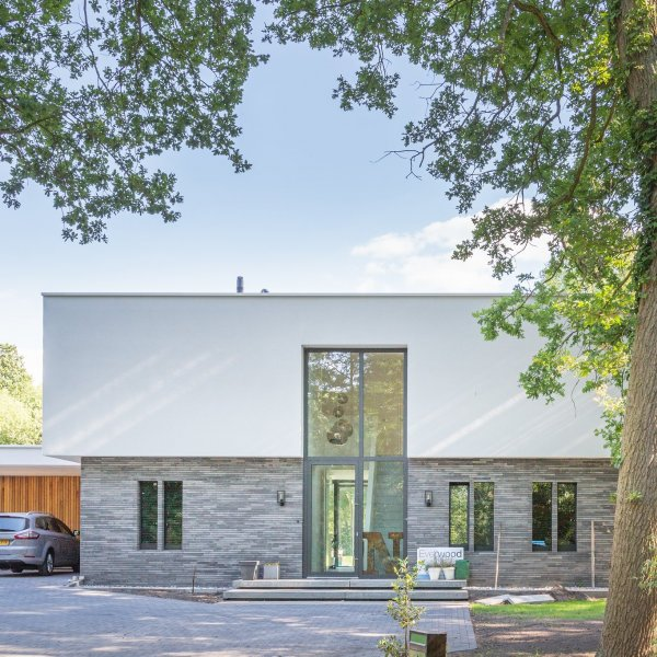 Woningtype kavels Villa's in het project Bouwkavels 't Vaneker te Enschede