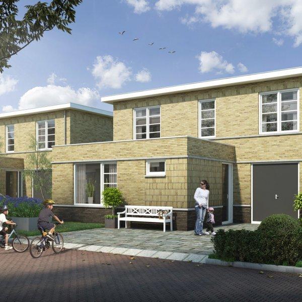 Woningtype Woolderpark semi-bungalows in het project Woolderpark te Hengelo