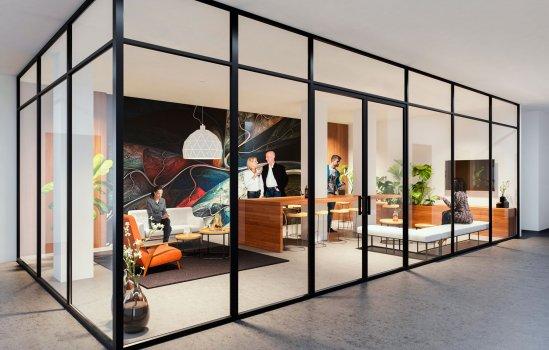 Woningtype James I in het project James Apartments te Nieuwegein