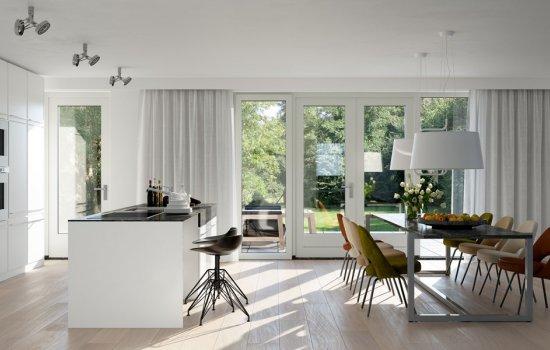Woningtype Vrijstaande woningen | Woningtype villa R1 in het project Rijnvliet Midden | Fase 4A te Utrecht