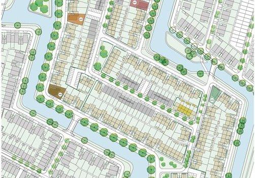 Woningtype Vrijstaande woningen | Woningtype villa R3 in het project Rijnvliet Midden | Fase 4A te Utrecht
