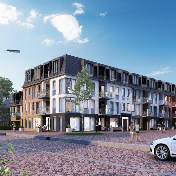 Woningtype Appartement in het project De Schatkamer te De Meern