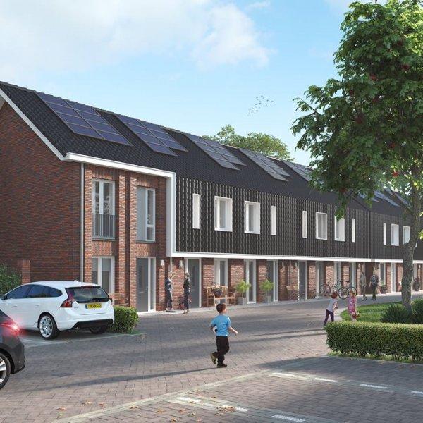 Woningtype Hofjes in het project Hof van Leyland te Woerden