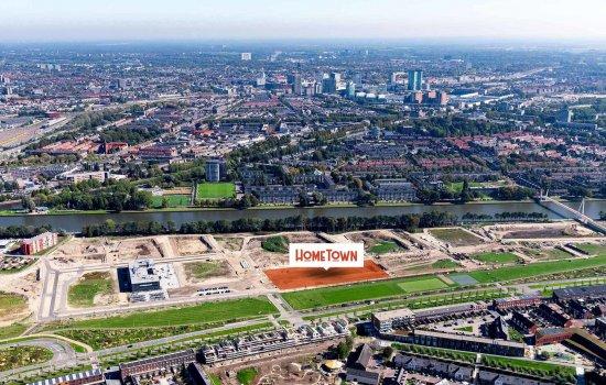 Woningtype Spencer in het project HomeTown te Utrecht