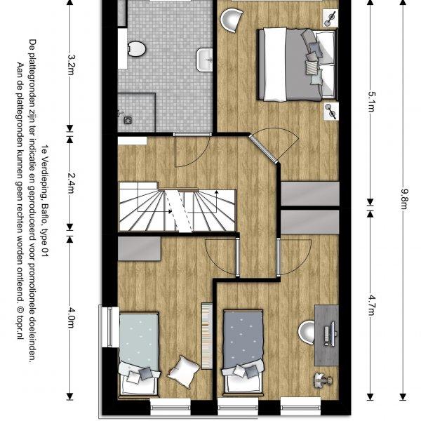 Nieuwbouwproject Oosterhuisen | Torenvalk in Baflo