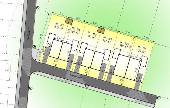 Woningtype Banckert in het project Oosterhuisen | Torenvalk te Baflo