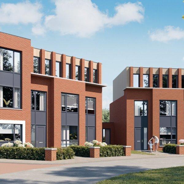 Woningtype Tweekapper Akkerbergplein in het project Akkerbergplein te Zwolle