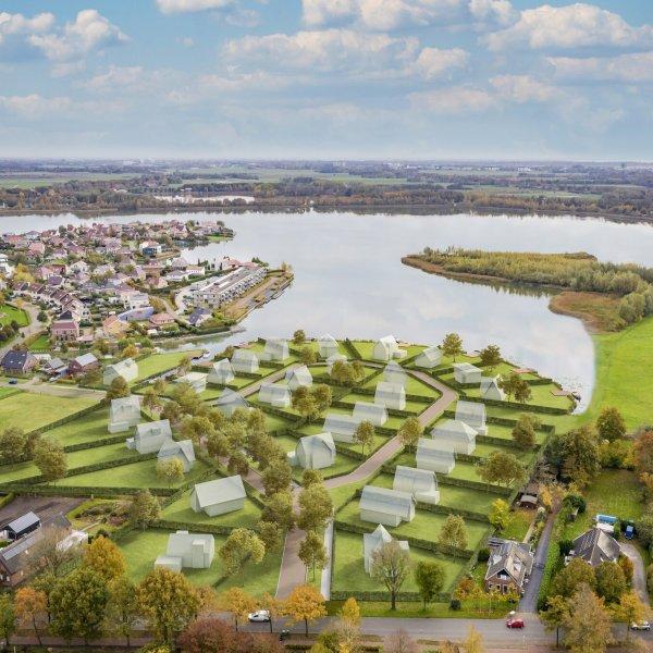 Woningtype Eilandrijk Borgmeren in het project Eilandrijk te Harkstede