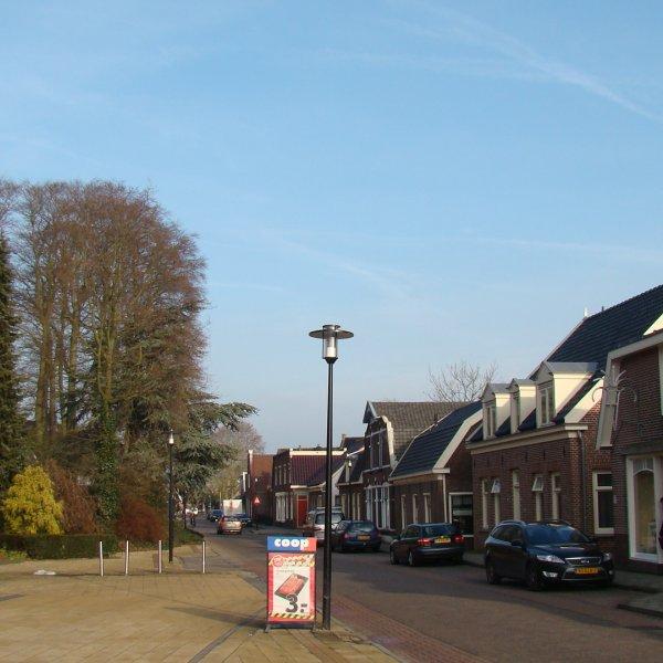 Nieuwbouw in Nieuwveen