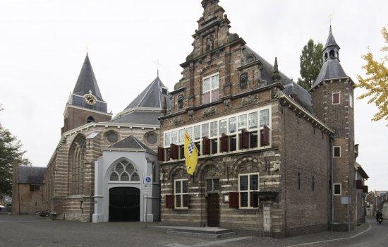Nieuwbouw in Woerden