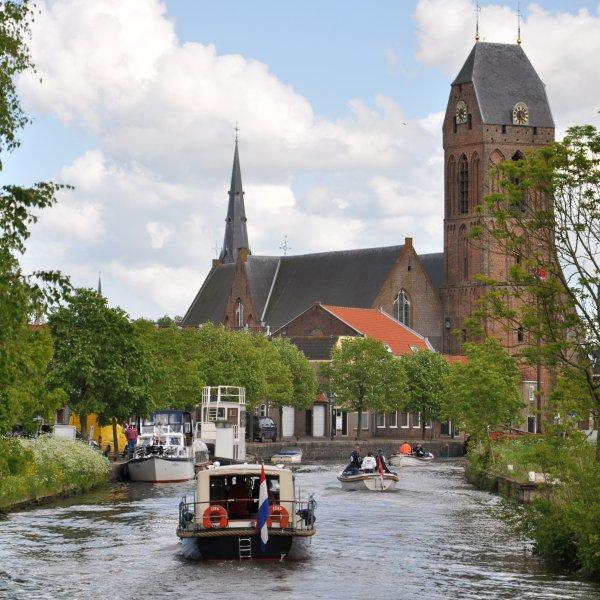 Nieuwbouw in Oudewater
