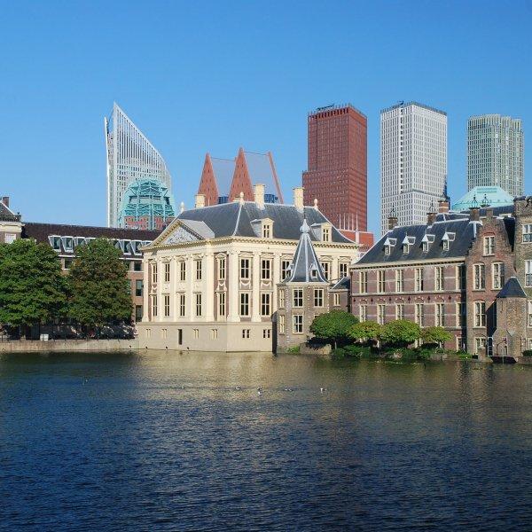 Nieuwbouw in Den Haag