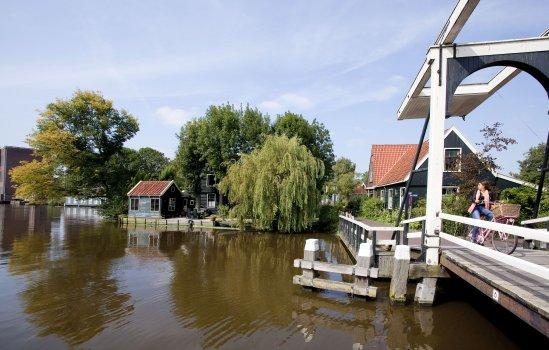 Nieuwbouw in Zaandam
