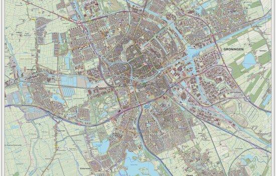 Nieuwbouw in Groningen
