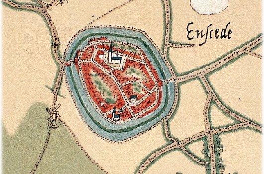 Nieuwbouw in Enschede