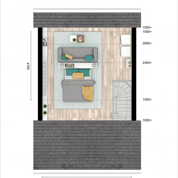 Pelikaan - hoek, bouwnummer 8