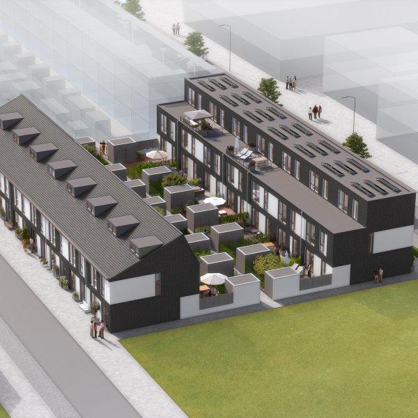 Pelikaan - hoek, bouwnummer 15