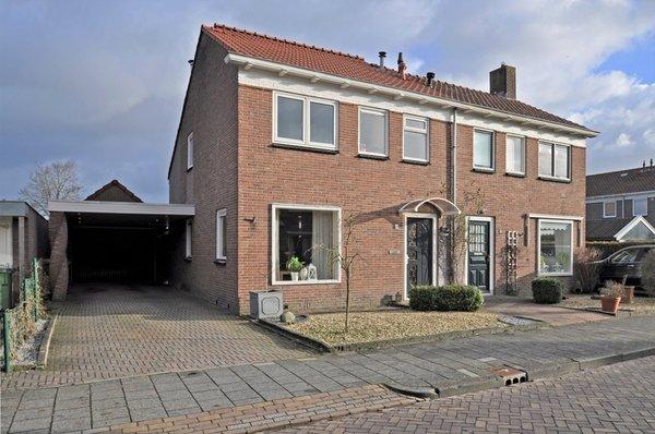 Da Costastraat 13, Hoogeveen
