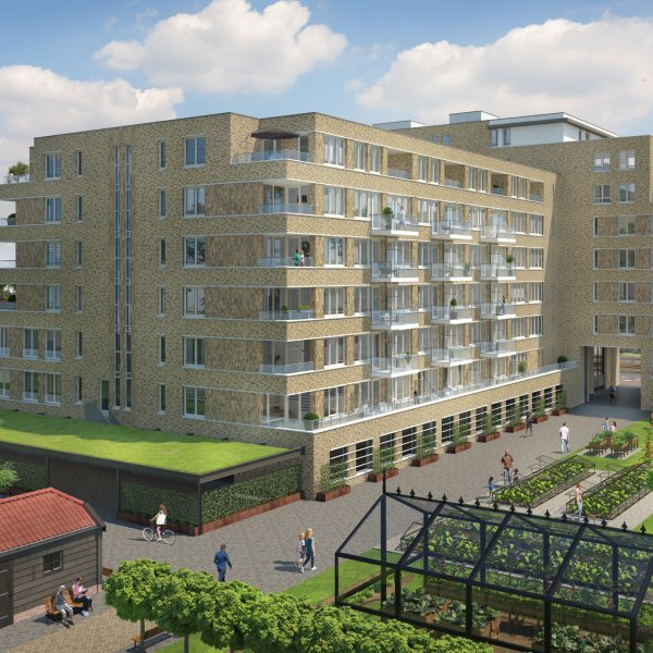 Appartement type Y, bouwnummer 161