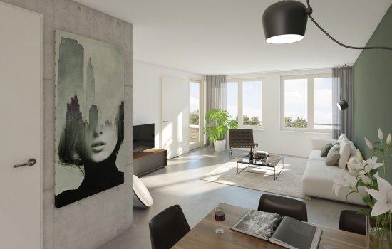 Appartement type J, bouwnummer 5