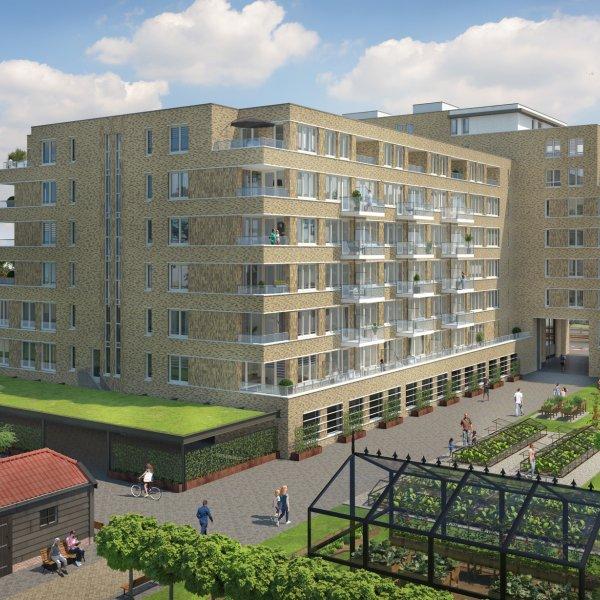 Appartement type L, bouwnummer 123