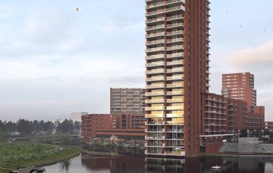 Penthouses, bouwnummer 2201