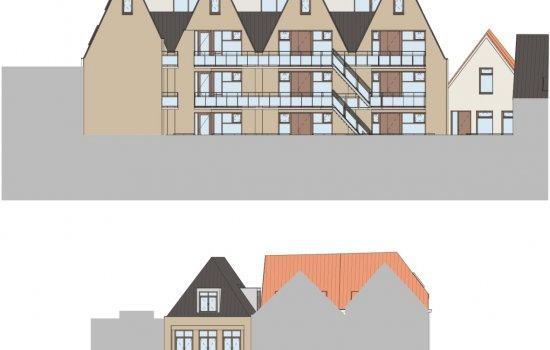 Appartementen Papenstraat, bouwnummer 5
