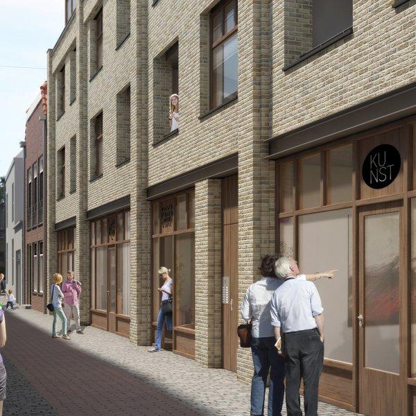 Appartementen Papenstraat, bouwnummer 12