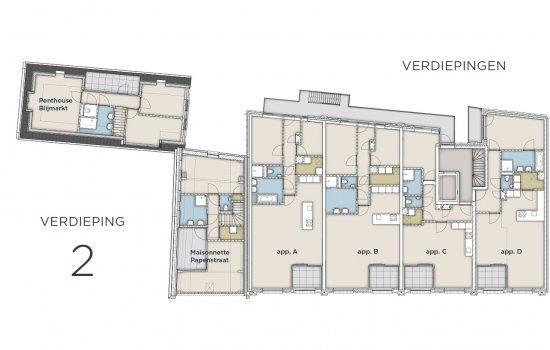 Penthouse, bouwnummer 16